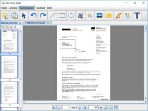 Attach markups by simply clicking and dragging with the mouse.